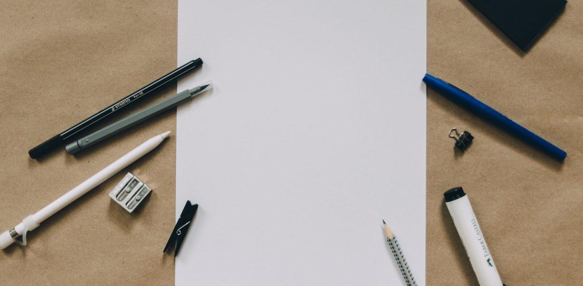 artykuły piśmiennicze i papiernicze